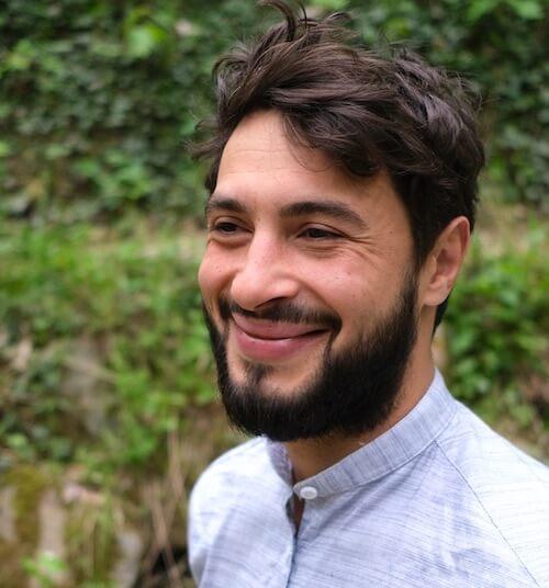 Portrait Simon Dumas